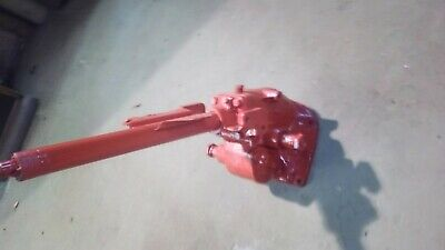 Tractor Steering Gear Box Assembly For Ford 600 601 800 801 2000