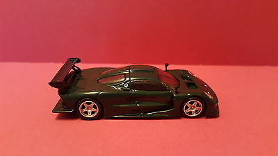 Lotus Elise GT1 //Model Car// Collector// Dark Green// Unrecorded// 1:43