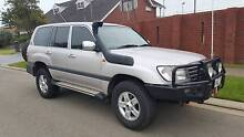 Toyota Landcruiser 100 series roof rack West Lakes Charles Sturt Area Preview