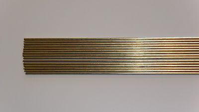 332 Nickel Aluminum Bronze Tig 36 Rod - 1 Lb - Aws A5.7 Ercunial
