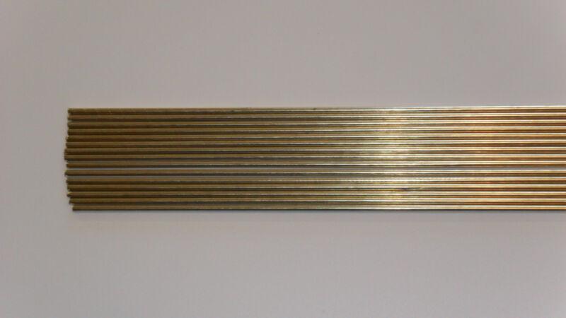 "3/32"" Nickel Aluminum Bronze Tig 36"" Rod - 1 Lb - AWS A5.7 ERCuNiAl"