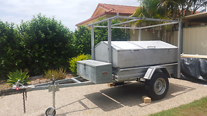 Builders trailer - Tradesman trailer Ormeau Gold Coast North Preview