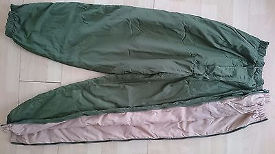 Thermohose Trousers Reversible Thermal olive/sand Sleeka Snugpak ECWCS Carinthia