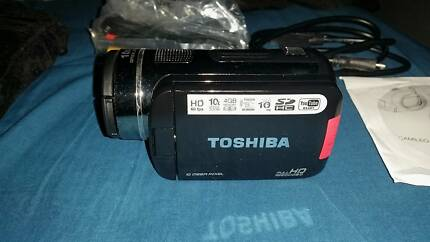 Toshiba Camileo X100 Full HD Camcorder used only once West Perth Perth City Preview