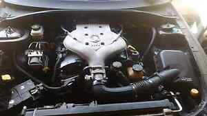Vz v6 alloytech a1 complete engine and auto gbox Mackay Mackay City Preview