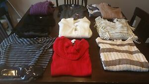 11 sweaters + shirts - All for $20