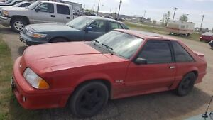 1991 Ford Mustang GT V8 5.0L,GT COBRA,5Spd,Saftied