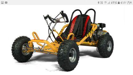 Go Kart 200 cc GMX DRIFTA