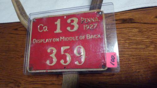 PA Hunting License