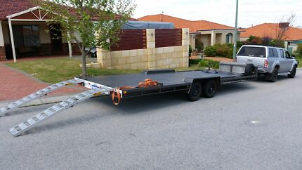 Flat bed Trailer  Hocking Wanneroo Area Preview