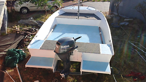 Catamaran dinghy/runabout Halls Head Mandurah Area Preview