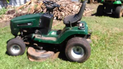 Viking ride on mower - needs deck replaced