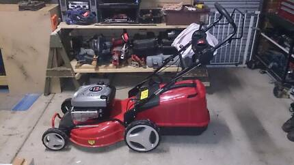 self propelled mower , new  - never cut any grass yet
