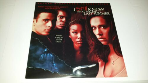 I Still Know What You Did Last Summer (LASER DISC, 1998) (NTSC, U.S.A. VERSION)