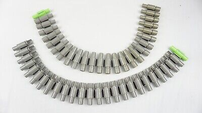 LOT Of 2 - 25 Round NERF Ammo N-Strike Vulcan EBF-25 Replacement Chains Belt