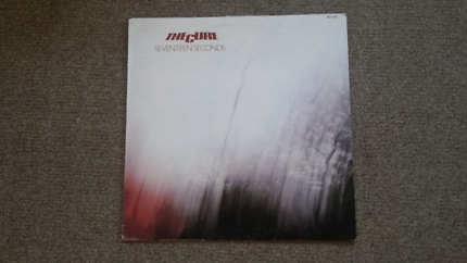 The Cure Seventeen Seconds record Joondalup Joondalup Area Preview