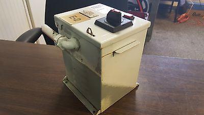 Daykin .75 KVA Transformer Disconnect, # MDGTB-13, 480 V, 1 Ph, Used, WARRANTY
