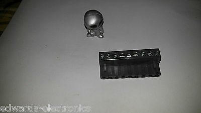 Orion Cobalt 9 PIN SPEAKER PLUG FITS  465 200.4 CS200 430 ADS - NEW OEM