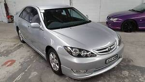 2005 Toyota Camry Sportivo MCV36R Upgrade V6 Automatic LOW KMS Waratah Newcastle Area Preview