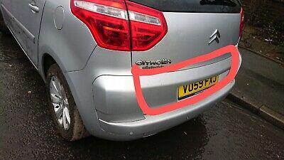 2x Rear Tailgate Gas Support Struts Fits Citroen C4 Picasso Mk1 1.6 HDI 2007-13