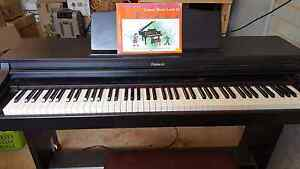 Roland Electric Piano Plus Duffy Weston Creek Preview