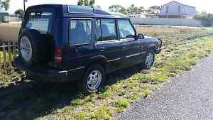 1998 land rover discovery Paisley Loxton Waikerie Preview