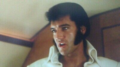 Elvis Presley Sideburns (ELVIS PRESLEY KING OF THE SIDEBURNS SPECIAL COLOR PHOTO 4x6)