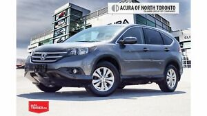 2013 Honda CR-V EX AWD Accident Free| Bluetooth| Back-Up Camera