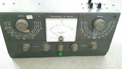 Heathkit Q-meter