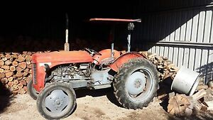Grey fergie for sale or swap for a mower Hazelwood North Latrobe Valley Preview