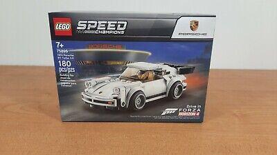 Lego Speed Champions 1974 911 Turbo 3.0 Porsche 180pcs Set 75895