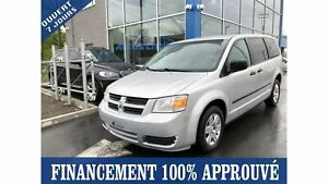 2009 Dodge Grand Caravan CARGO VAN **52$/SEM*FINANCEMENT 100% AP