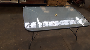 Aluminium outdoor table Edwardstown Marion Area Preview