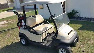CLUB CAR PRECEDENT GOLF CART ELECTRIC GOLF BUGGY IMMACULATE CONDI Helensvale Gold Coast North Preview