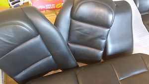Holden Vz calais leather REAR SEATS ONLY Craigieburn Hume Area Preview