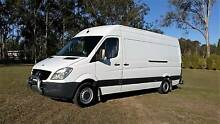 2007 Mercedes-Benz Sprinter Long Wheel Base High Roof AUTO Tamborine Ipswich South Preview