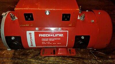 Redi-line 12v Dc 1600 Watt Generator Very Clean