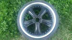 20 x 8.5 Lenso 5x120 to suit subaru Brassall Ipswich City Preview