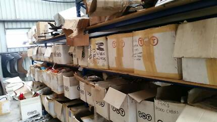 Huge Collection of New Old Stock Genuine Ford Parts