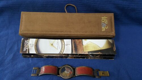 Eduardo Milieris WatchCraft Watch, Hand Engraved 017/106, with Case