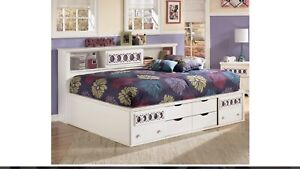 Ashley Furniture Kids Double Bed