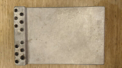 Cold Plate Plate Size 8 X 14 Circuits 6 Cold Plate Cooling Bargun