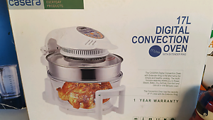 Casera 17Lit Digital Covection Oven. Toowoomba Toowoomba City Preview