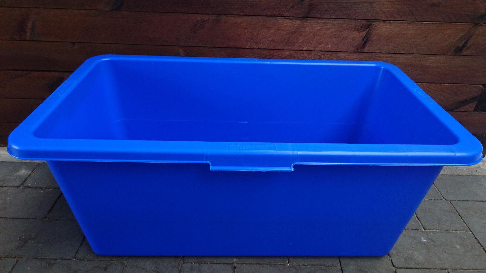 Koiwanne 65 Liter / Kunststoffwanne Messwanne Behandlungswanne Koi Wanne