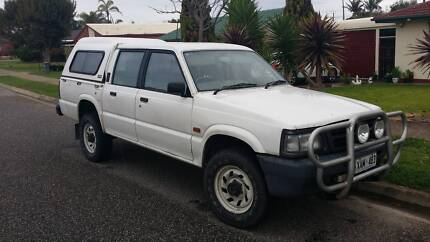 1997 Mazda Bravo 2600 dual cab 4x4 ute swap text only. Lonsdale Morphett Vale Area Preview