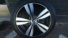 Holden Commodore VF SV6 ALLOY WHEELS AND TYRES *MUST GO* Nailsworth Prospect Area Preview