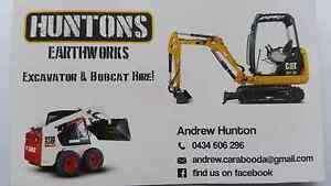 Bobcat Excavator Tipper Hire Nowergup Wanneroo Area Preview