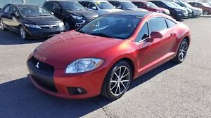 2011 Mitsubishi Eclipse GS MAGS+SIEGES CHAUFFANTS+CRUISE TOUT EQ