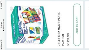 Children's playpen Jolly Kidz Taylors Hill Melton Area Preview