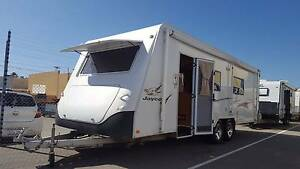 2006 Jayco Stirling 25.78-2 Guildford Swan Area Preview